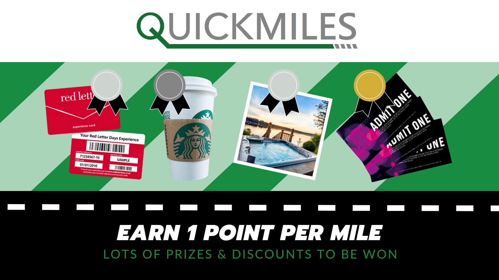 Same-day delivery Quickmiles