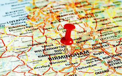Book Birmingham Couriers Online
