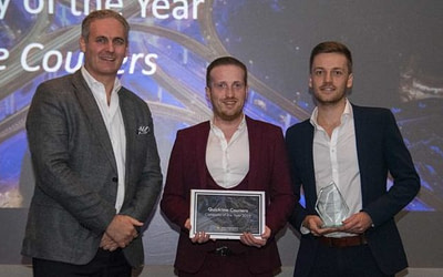 Quickline Courier Company of the Year 2019