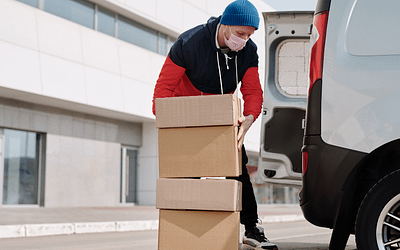 Quickline Consignment Journey