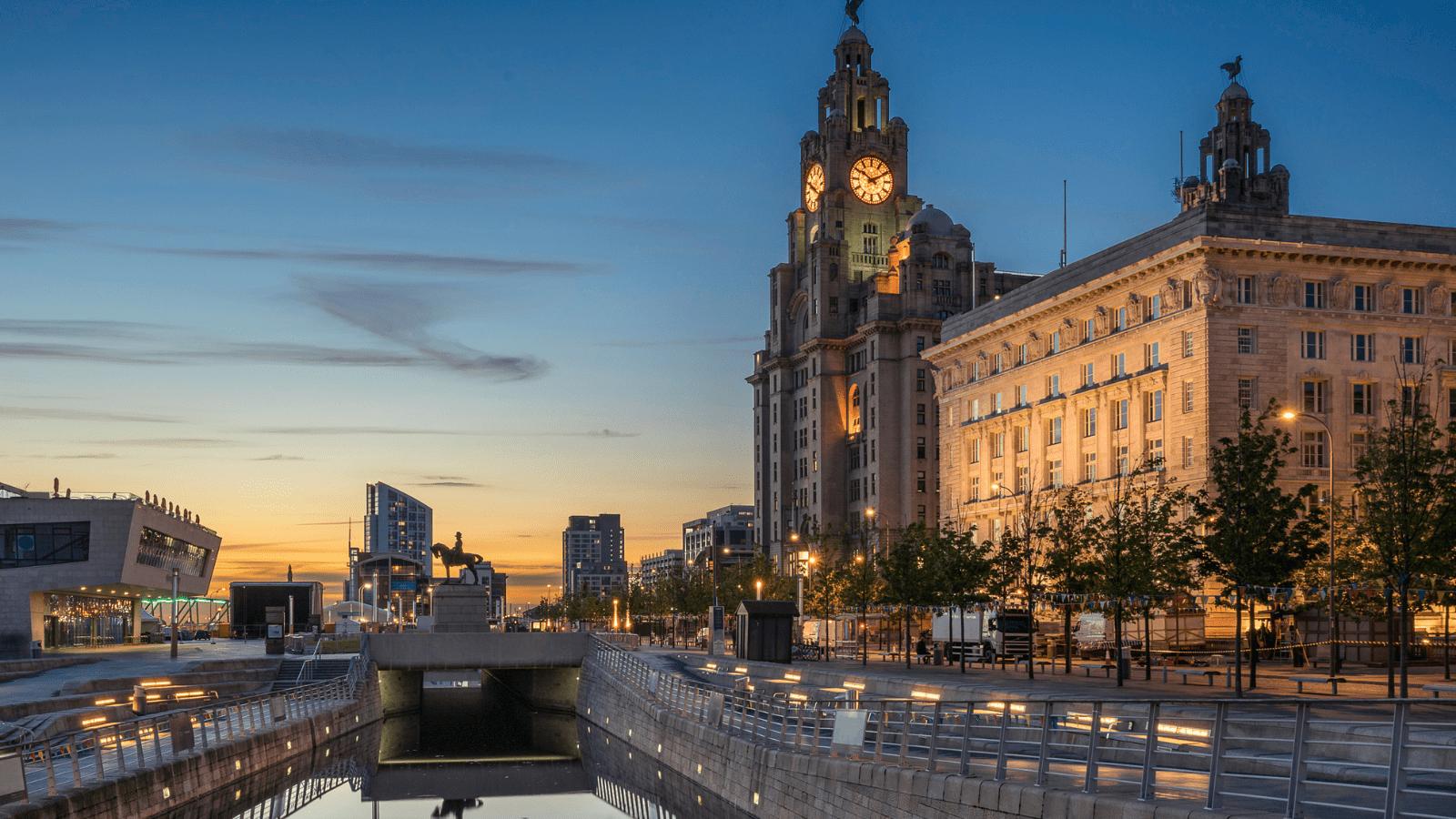 Liverpool deliveries