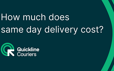 How much does same day delivery cost?