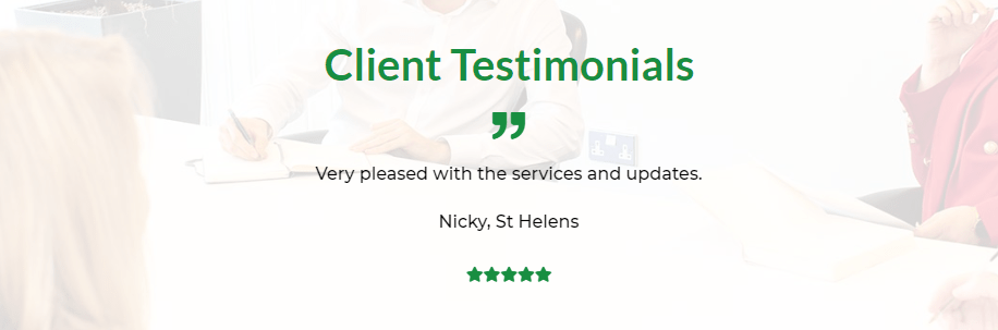 A client testimonial on our same day delivery and courier service across Manchester, Liverpool, the UK and Europe.
